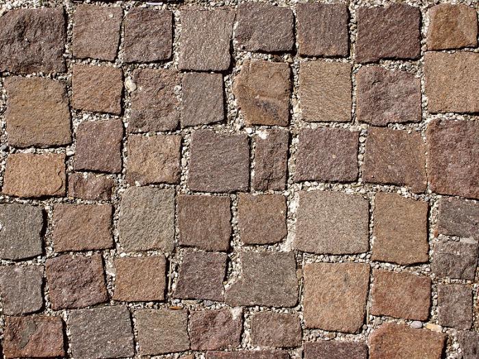 Происхождение и свойства тротуарной плитки